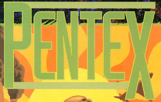 Logo de PENTEX