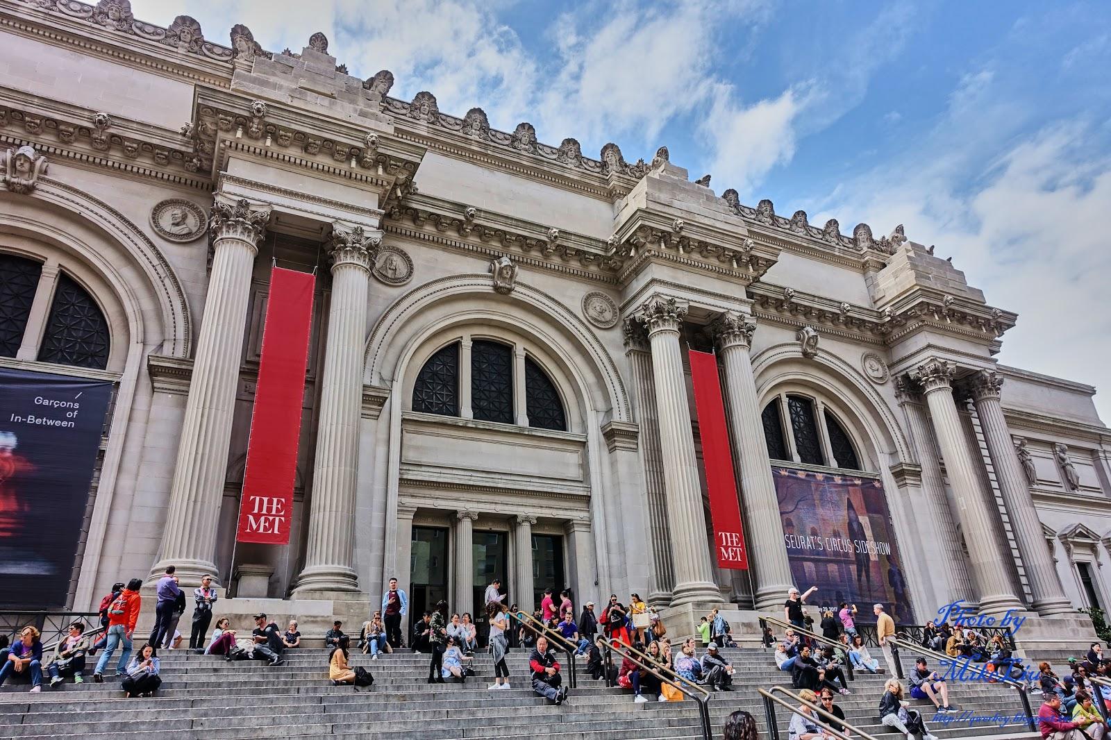美國大都會博物館 - 麥克愛旅行