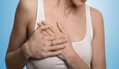 هام : هذه هى التغيرات تظهر على الثدى تشير الى مدى صحة جسمك 😍😉