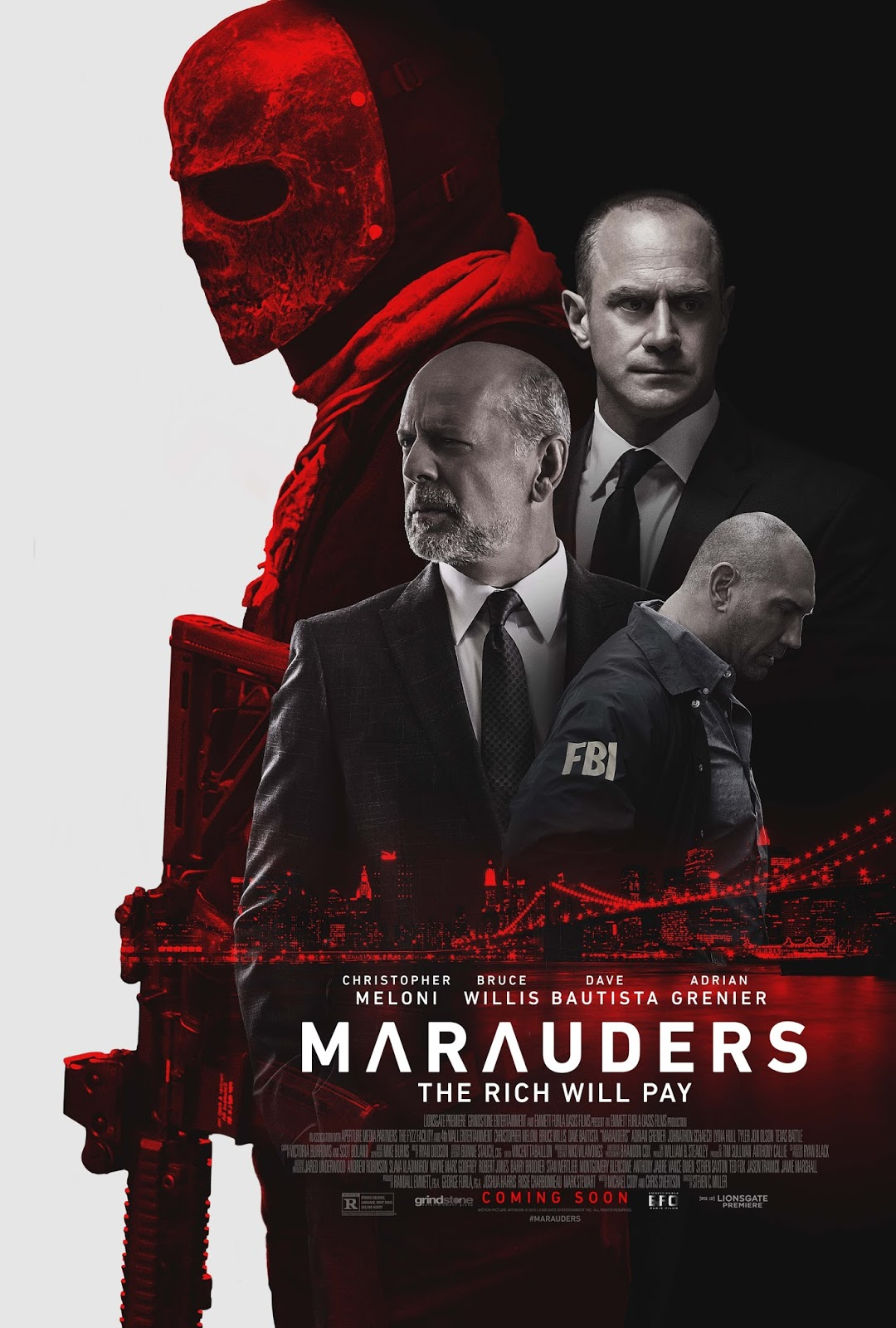 Marauders – Full HD 1080p – Legendado