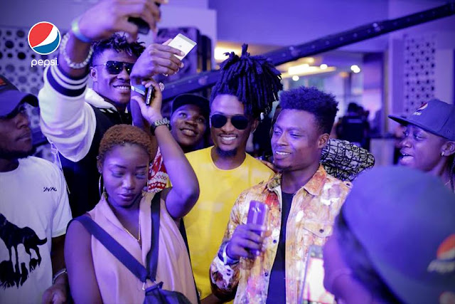 image012 - Pepsi DJ Ambassadors shut down Lagos at the #PepsiLituation
