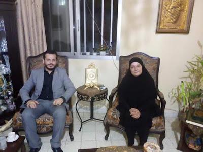 السفير مجذوب يُعزي عائلة طرابيشي في الميناء وعائلة مرعي في التبانة ويستكمل جولته في طرابلس