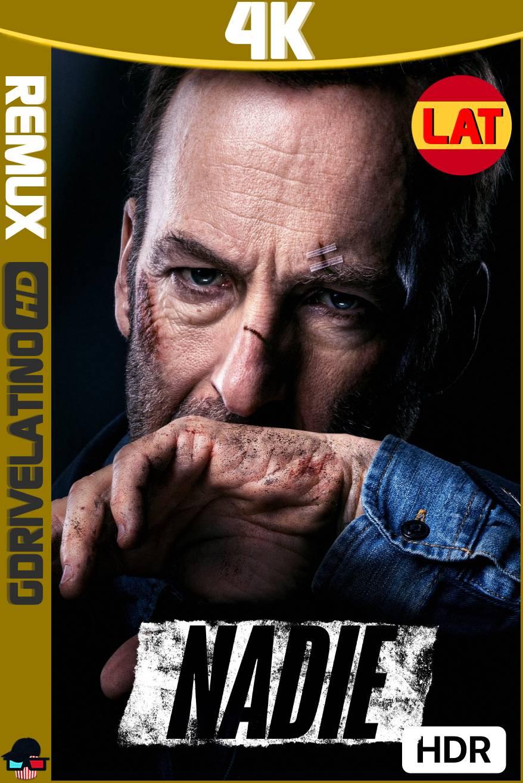 Nadie (2021) BDRemux 4K HDR Latino-Ingles MKV