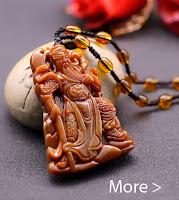 jade stone necklace pendant