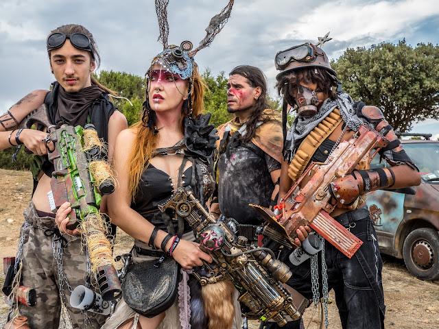 Festival PostApocaliptico Luna Negra
