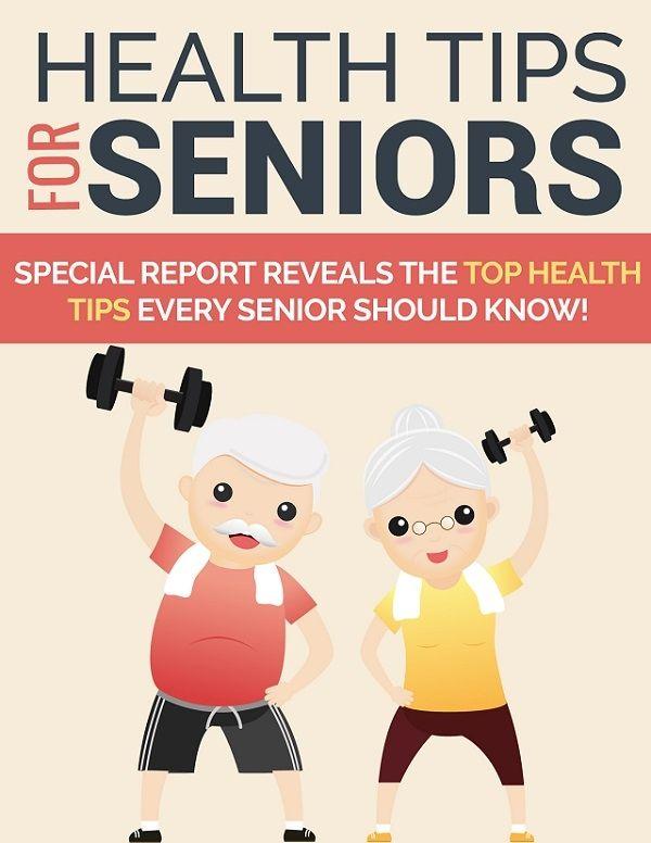 Health Tips For Seniors in Winter