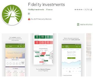 Ulasan Lengkap Aplikasi Broker Fidelity Investment 2018