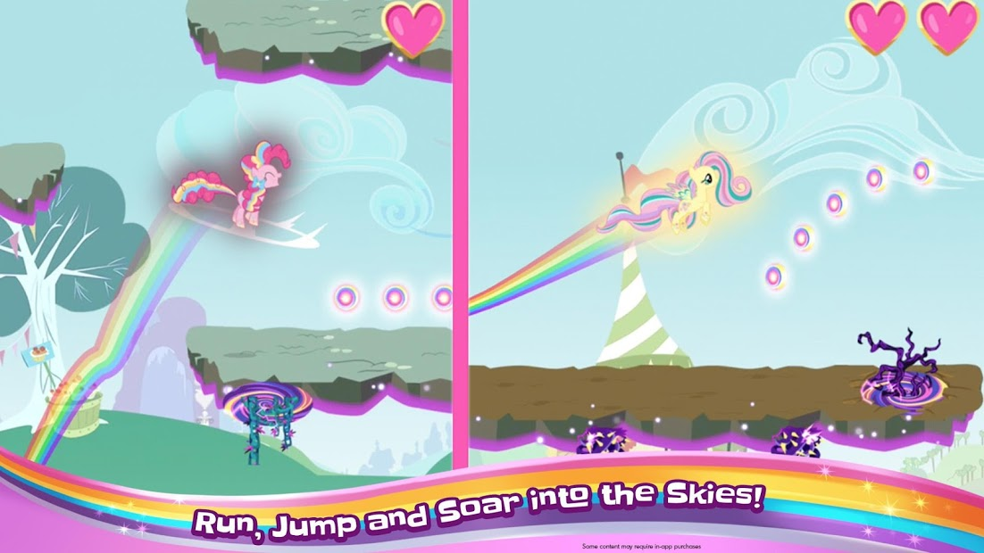 My Little Pony Yarış Hileli Apk - Kilitli Özellikler Açık Apk