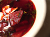 Beet, Barley and Black Bean Soup