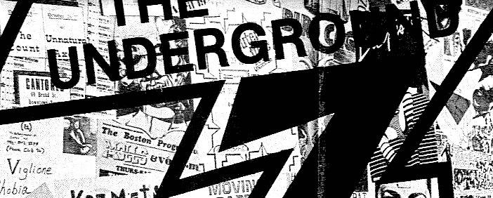 14 Sep 1980, The Underground, Boston MA, USA - ACR Gigography