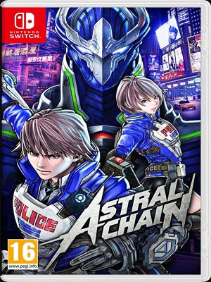 [Switch] Astral Chain [NSP XCI + Update] Download   EmulationSpot