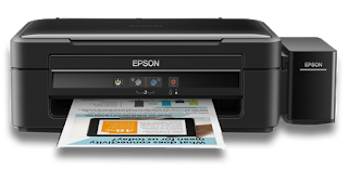 Cara Reset Printer Epson L360 Terbaru Work 100% Tested