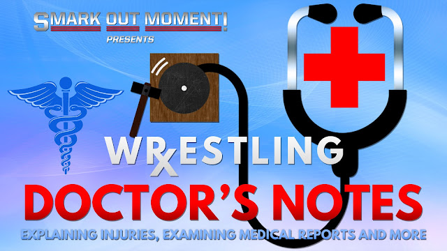 wrestler medical reports WWE superstars injuries