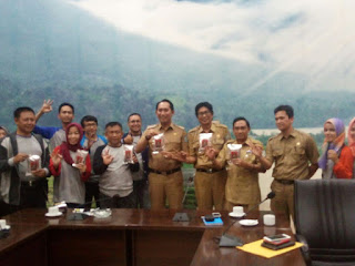 South Sumatera Coffee Trip 2 Tingkatkan Potensi Kopi OKU Selatan