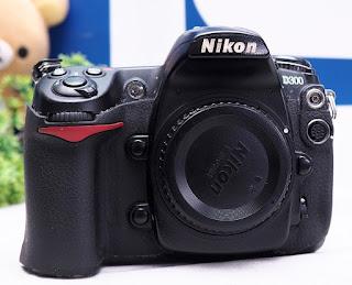 Jual Nikon D300 Bekas