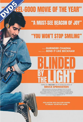 Blinded By The Light 2019 DVD R1 NTSC Latino