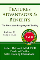 Features, Advantages, Benefits