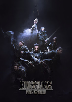 Kingsglaive Final Fantasy XV Pelicula