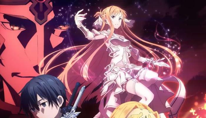 Haruka Tomatsu - Resolution (Single) | SAO: Alicization - War of Underworld OP