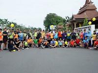 Dukungan Penuh Pemerintah Kota Pontianak Untuk Memeriahkan Acara Pontianak City Run Half Marathon 2020