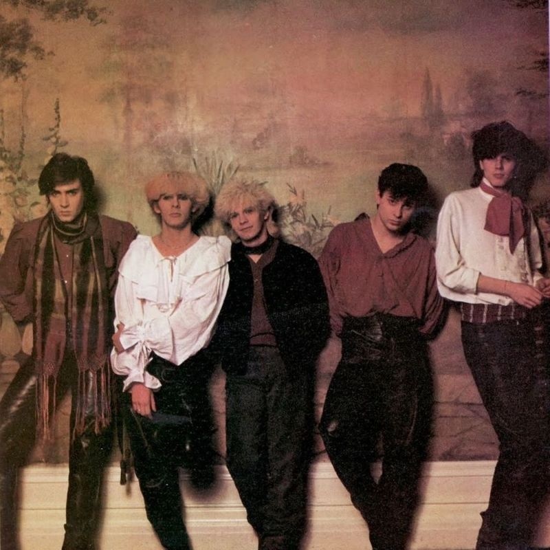 30 Amazing Pics That Defined Fashion Styles Of Duran Duran In The Early 1980s Vintage News Daily
