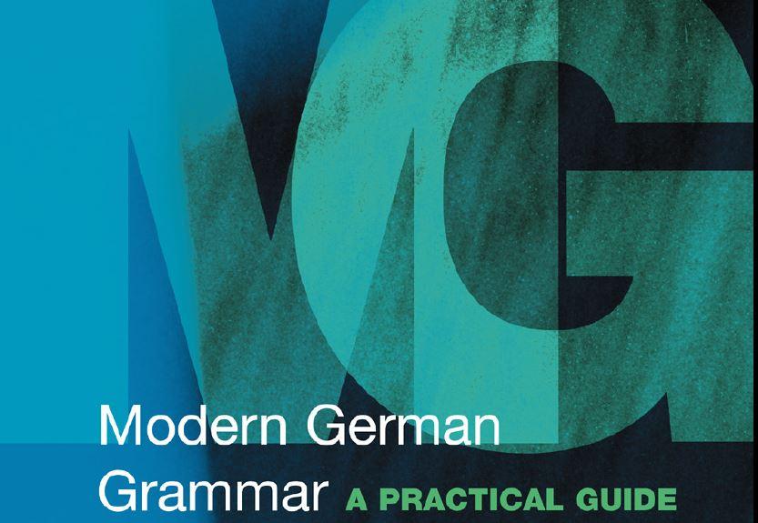 كتاب تعلم القواعد الالمانية Modern Grammar