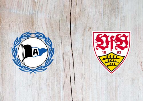Arminia Bielefeld vs Stuttgart -Highlights 20 January 2021