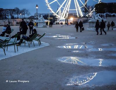 Jardin des Tuileries © Laura Prospero