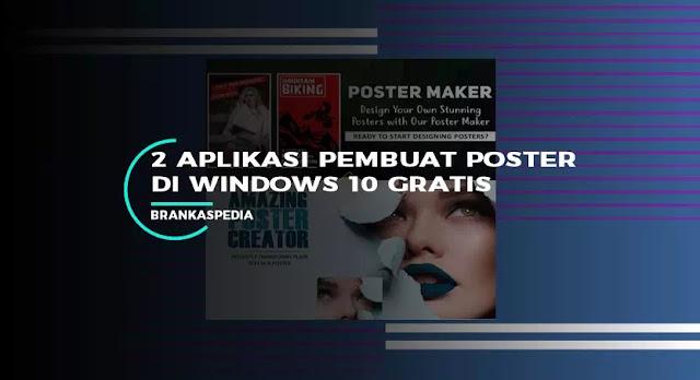 aplikasi pembuat poster di windows 10