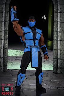 Storm Collectibles Mortal Kombat 3 Classic Sub-Zero 02