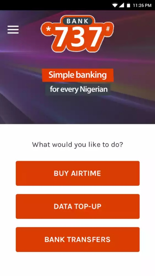 Gtb Bank 737 Android app