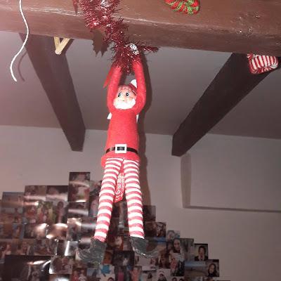 drole funny elf on the shelf betises idées craft
