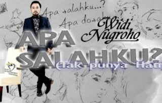 Lagu Widi Nugroho Apa Salahku Mp3