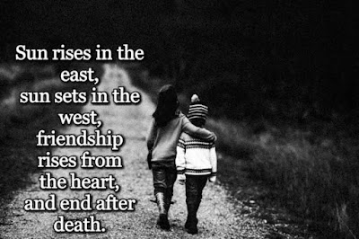 Heart touching friendship quotes with pictures