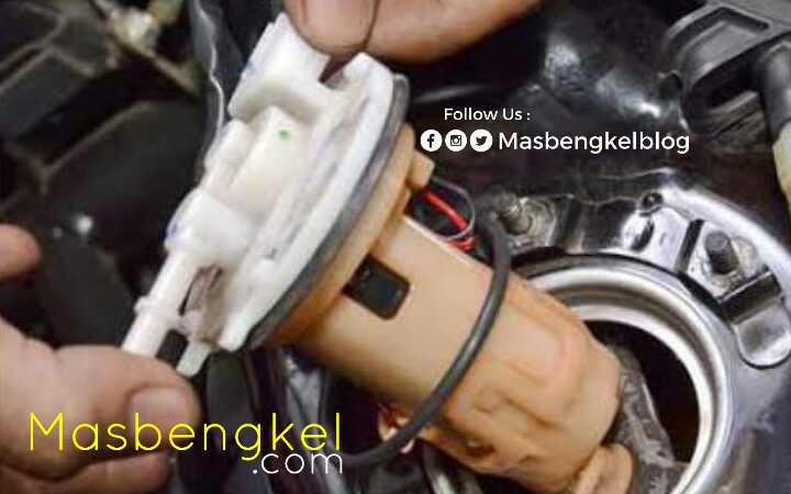 penyebab motor injeksi brebet saat di gas