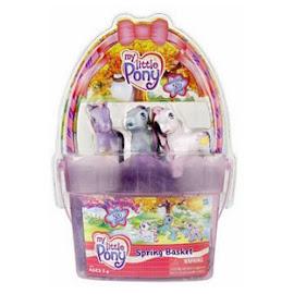 MLP Dainty Daisy Spring Basket  G3 Pony