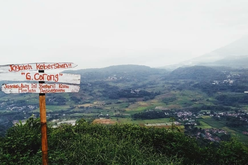 Bukit Corong Tegal