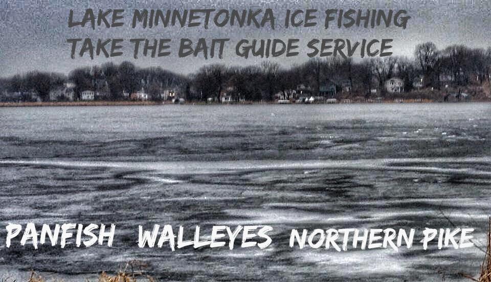 Take the bait guide service on lake minnetonka lake for Lake minnetonka fishing guide