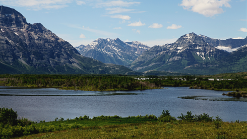 Waterton Lakes National Park Alberta