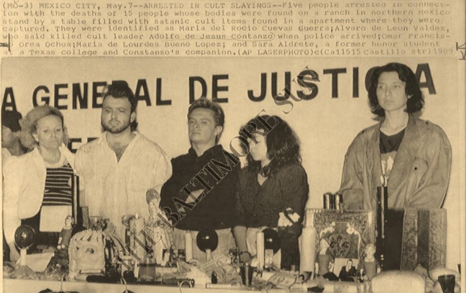 Pin on D-A-M-A-G-E-D / B-R-O-K-E-N |Matamoros Mexico Murders