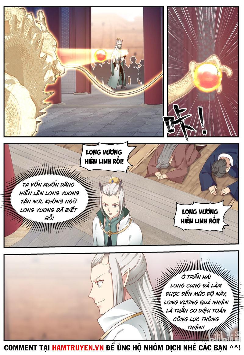 Thần Long Vương Tọa Chương 58 - Truyentranhaudio.online