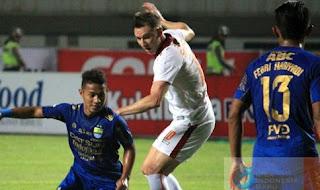 Gian Zola Berharap Dimainkan dalam Laga PSM vs Persib