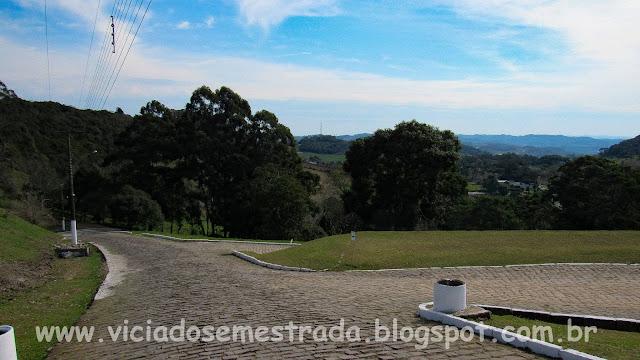 Acesso ao Morro da Antena, Bento Gonçalves, RS