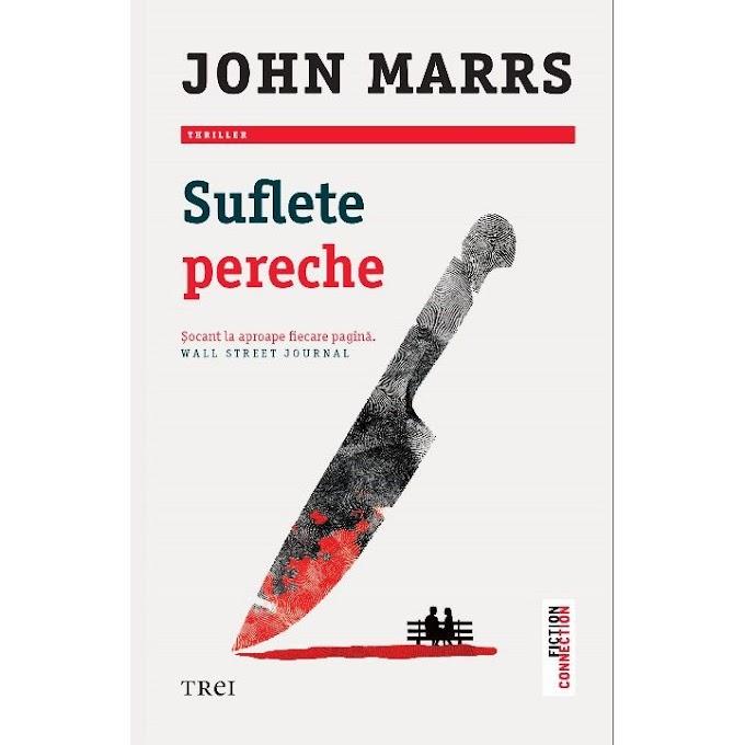 [Recenzie]  Suflete Pereche - John Marrs
