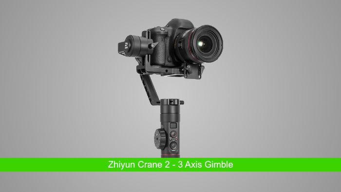 Zhiyun Crane 2 - 3 Axis Gimble - Specification - Review - Price - Hindi