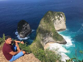 Kelingking Beach; Nusa Penida