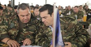 Ύποπτα παιχνίδια Πάνου Καμμένου σε βάρος της Εθνικής Άμυνας και του Αλέξη Τσίπρα!