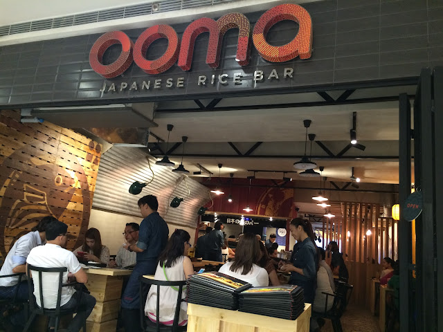 Ooma Japanese Rice Bar