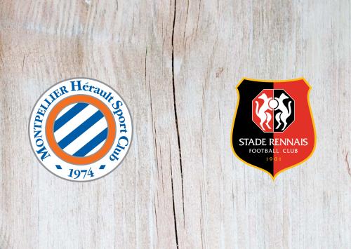 Montpellier vs Rennes -Highlights 10 August 2019