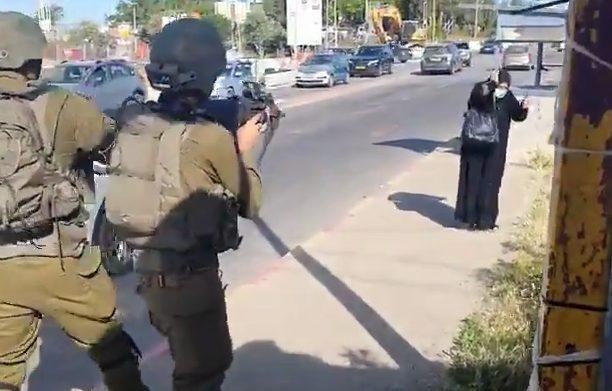 Doktrin Dahiya, Misi Tentara Israel Membunuh Warga Palestina